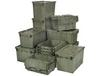 HEAVY DUTY ATTACHED TOP CONTAINER